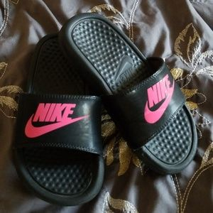 Girls Nike Slides BOGO 50% OFF